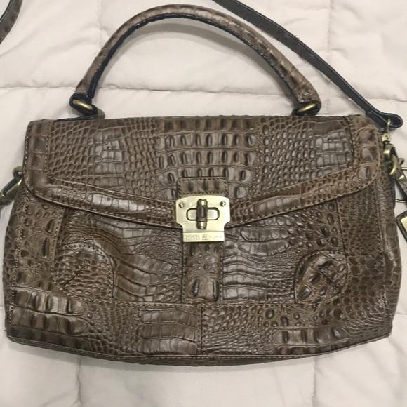 Etienne Aigner Handbags - NWOT Etienne Aigner crossbody leather bag